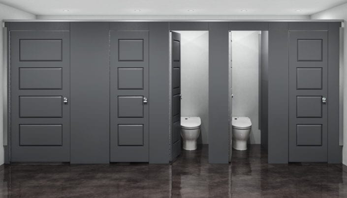 Aria Toilet Partitions