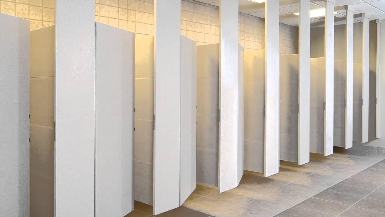 Privacy Plus Toilet Partitions