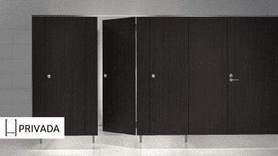 toilet partitions by privada