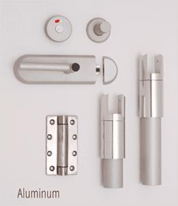 Privada Aluminum Hardware