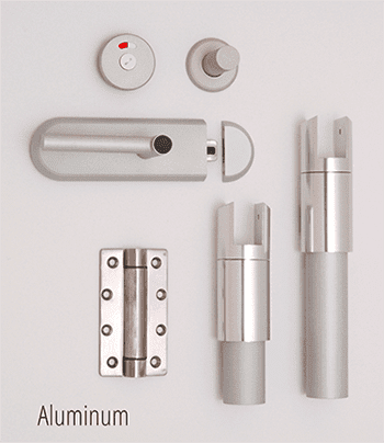 Privada Aluminum Hardware