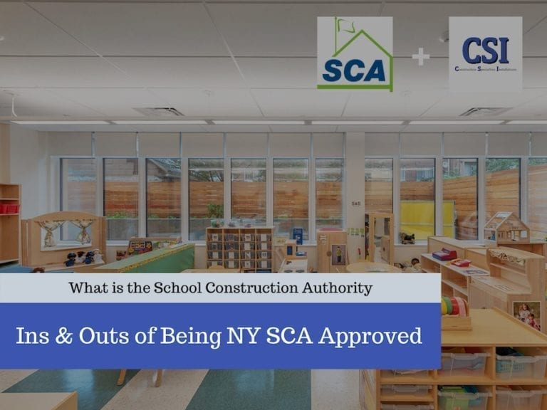 """Thumbnail for Blog Post """"Ins & Outs of Being NY SCA Approved"""""""