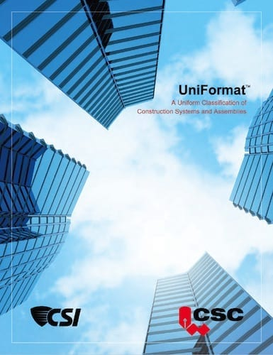 UniFormat Book