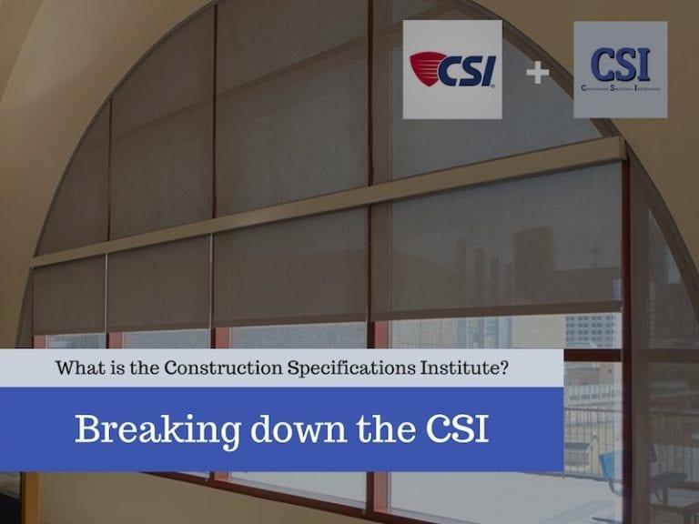 thumbnail for blog post regarding what is the CSI