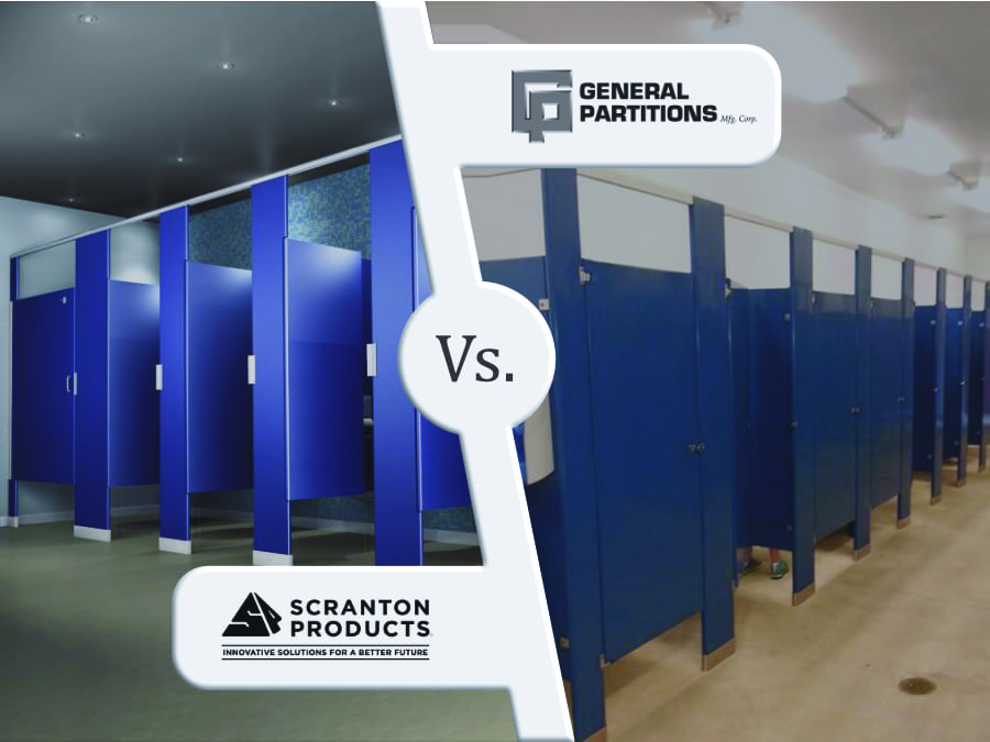 General Partitions vs. Scranton Products