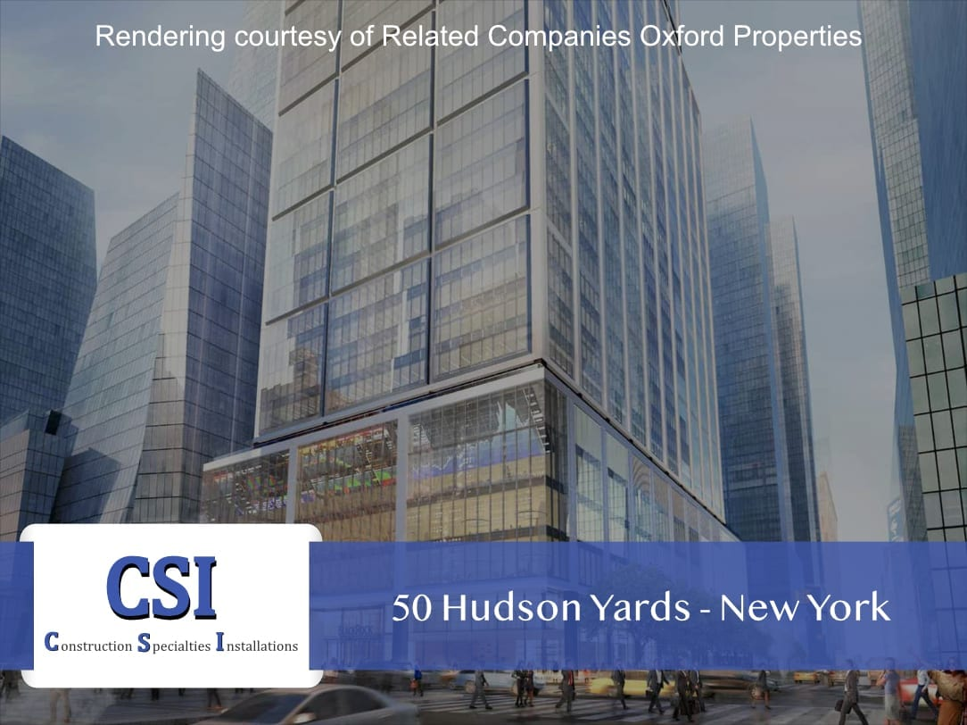 50 Hudson Yards Project Thumbnail Image